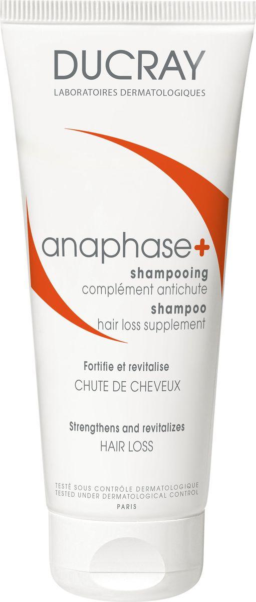 Ducray Стимулирующий шампунь Anaphase для ослабленных выпадающих волос 200млC32570Стимулирующий шампунь Anaphase (Анафаз) с кремообразной текстурой прекрасно дополняет средства против выпадения волос, благодаря способности усиливать микроциркуляцию в коже головы. Он увеличивает объем волос, возвращает им силу и жизненную энергию. Основные компоненты: ТОКОФЕРОЛА НИКОТИНАТ в комплексе с ВИТАМИНАМИ и ЭКСТРАКТОМ РУСКУСА усиливает микроциркуляцию кожи головы, стимулируя клеточное обновление и доставку клеткам волосяной луковицы питательных субстанций. Укрепляет хрупкие, ослабленные волосы по всей длине, начиная с корня.
