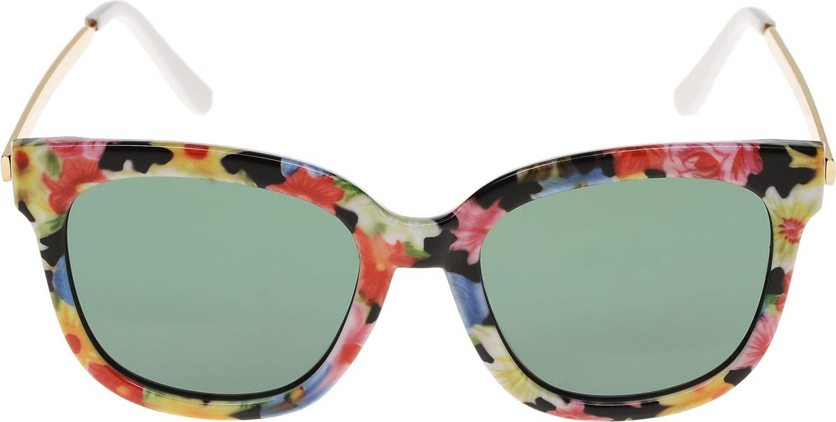 Очки солнцезащитные детские Vittorio Richi, цвет: зеленый. ОС1801/17fОС1801/17fОчки солнцезащитные Vittorio Richi это знаменитое итальянское качество и традиционно изысканный дизайн.