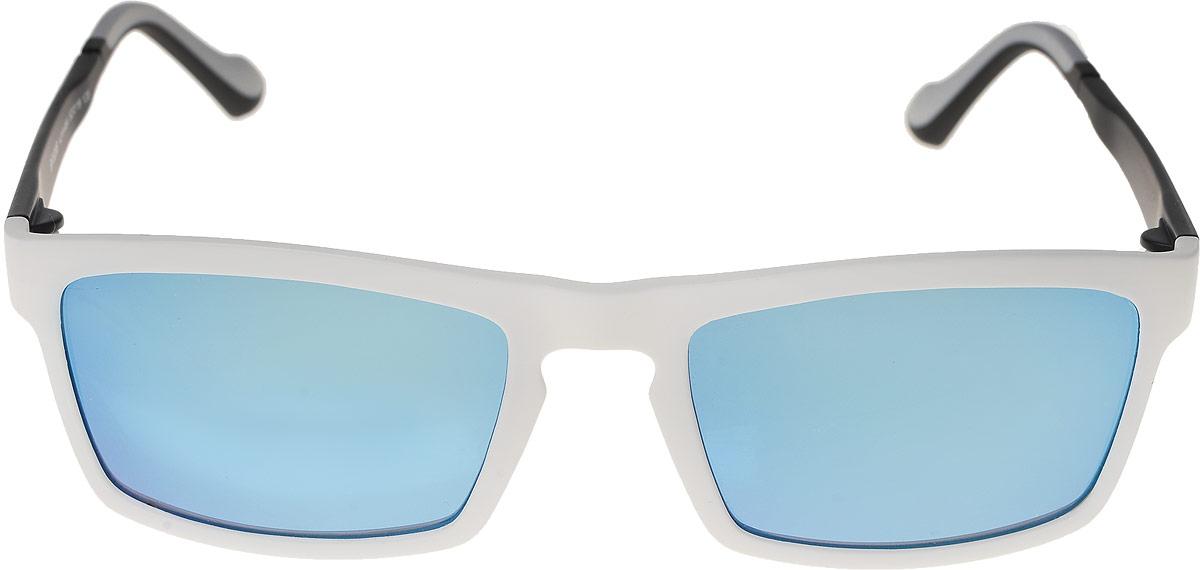 Очки солнцезащитные мужские Vittorio Richi, цвет: белый. ОС528c219-464/17fОС528c219-464/17fОчки солнцезащитные Vittorio Richi это знаменитое итальянское качество и традиционно изысканный дизайн.
