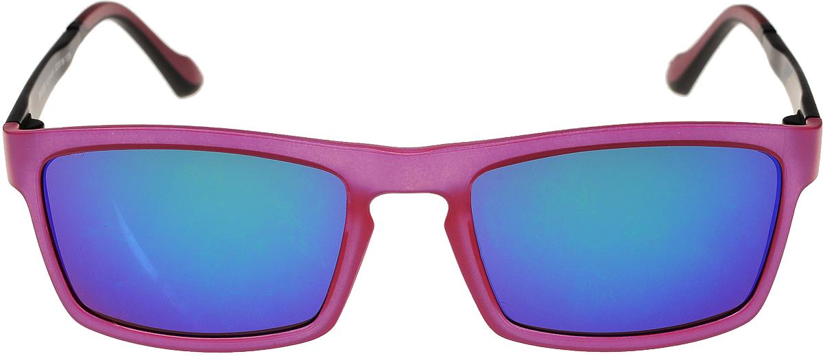 Очки солнцезащитные мужские Vittorio Richi, цвет: розовый, синий. ОС528c215-464/17fОС528c215-464/17fОчки солнцезащитные Vittorio Richi это знаменитое итальянское качество и традиционно изысканный дизайн.