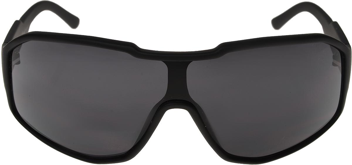 Очки солнцезащитные мужские Vittorio Richi, цвет: черный. ОС05037c1354-370-5/17fОС05037c1354-370-5/17fОчки солнцезащитные Vittorio Richi это знаменитое итальянское качество и традиционно изысканный дизайн.