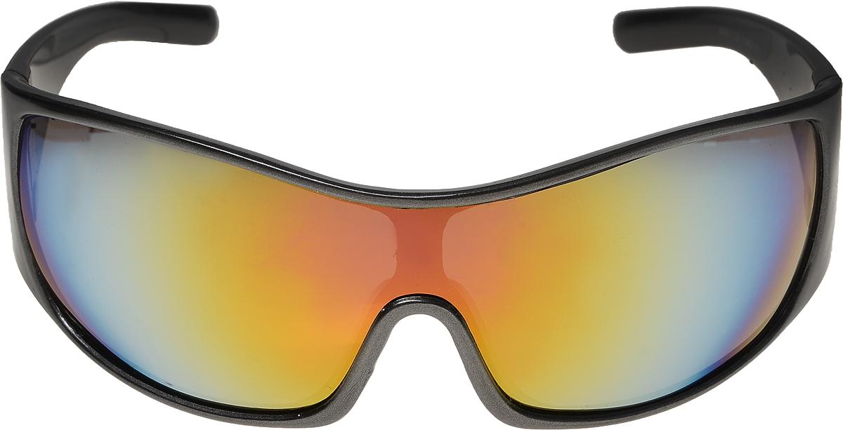 Очки солнцезащитные Vittorio Richi, цвет: серый, оранжевый. ОС5001/17fОС5001/17fОчки солнцезащитные Vittorio Richi это знаменитое итальянское качество и традиционно изысканный дизайн.