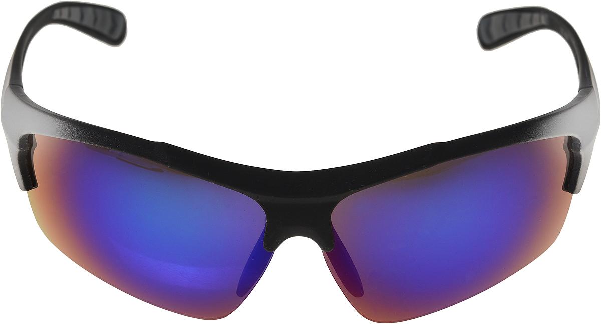 Очки солнцезащитные мужские Vita Pelle, цвет: синий. ОС6043/17fОС6043/17fОчки солнцезащитные Vita Pelle это знаменитое итальянское качество и традиционно изысканный дизайн.