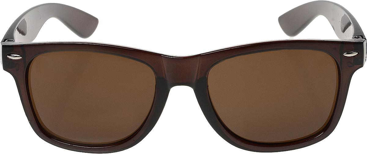 Очки солнцезащитные мужские Vittorio Richi, цвет: коричневый. ОС2203c7/17fОС2203c7/17fОчки солнцезащитные Vittorio Richi это знаменитое итальянское качество и традиционно изысканный дизайн.