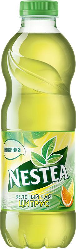 Nestea Цитрус зеленый чай, 1 л
