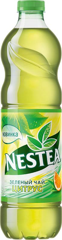 Nestea Цитрус зеленый чай, 1,75 л