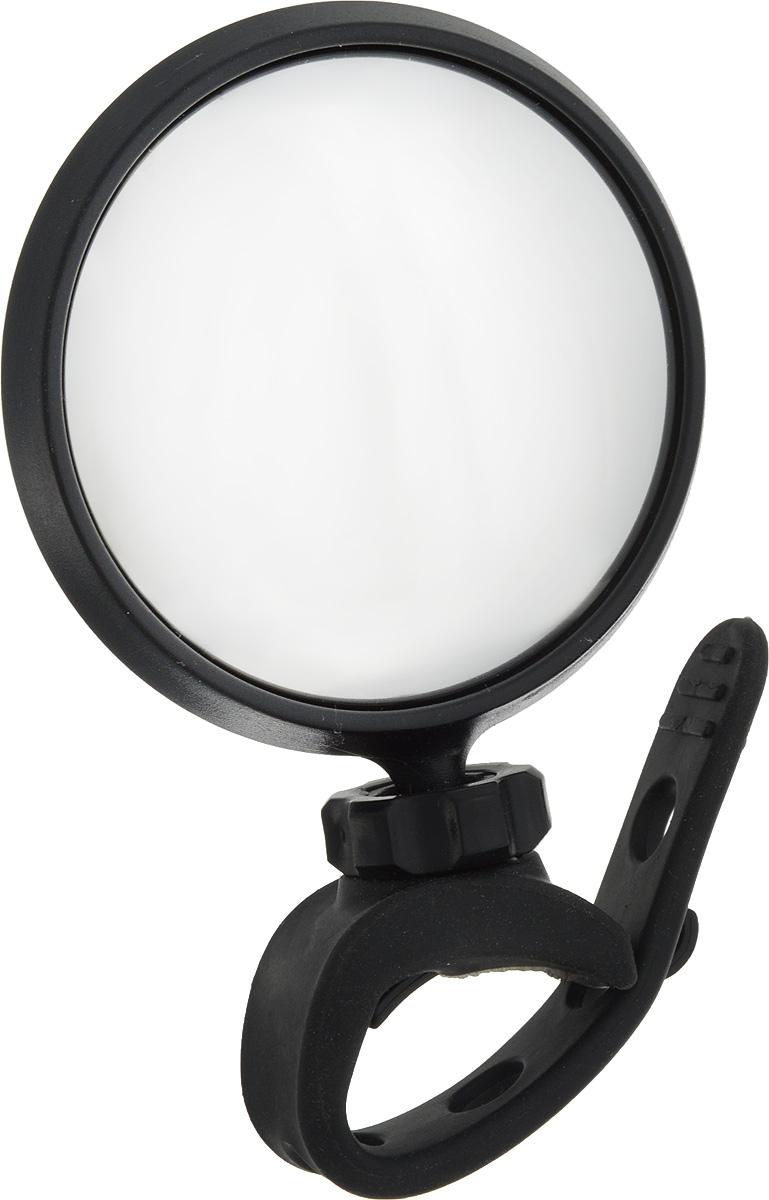 Зеркало заднего вида Stern, велосипедное. CMIR-1CMIR-1Зеркало заднего вида Stern оснащено креплением на руль. Устанавливается как с левой, так и правой стороны руля, а также на вилку или на вынос. Возможна регулировка угла наклона и поворота зеркала. Диаметр зеркала: 5,5 см.