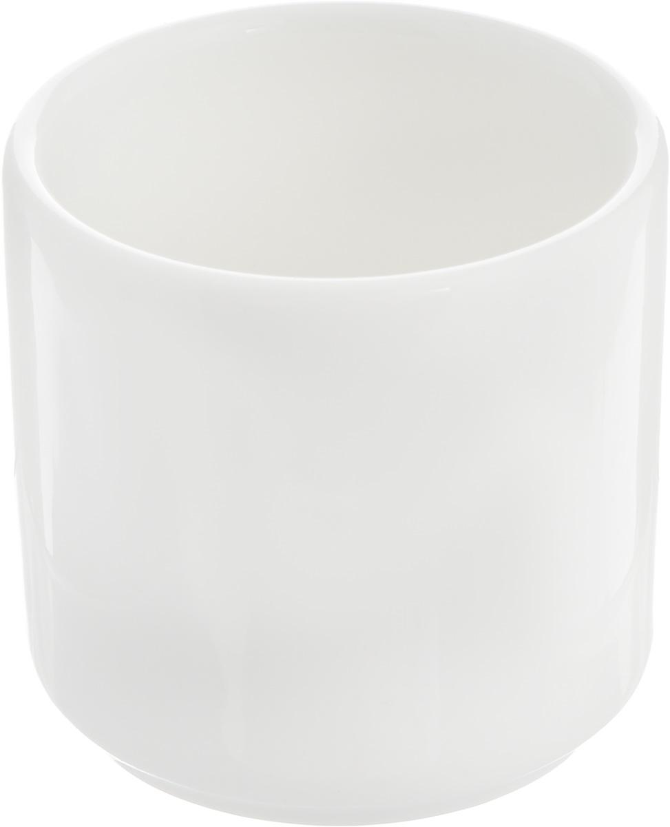 Подставка для зубочисток Ariane Прайм, 4,5 х 4,5 х 5 смAPRARN78001Подставка для зубочисток Ariane Прайм выполнена из высококачественного фарфора с глазурованным покрытием. Эксклюзивный дизайн, эстетичность и функциональность подставки сделают ее незаменимым аксессуаром на любой кухне. Прекрасно подойдет для сервировки праздничного стола. Изделие можно мыть в посудомоечной машине. Диаметр подставки: 4,5 см. Высота подставки: 5 см.