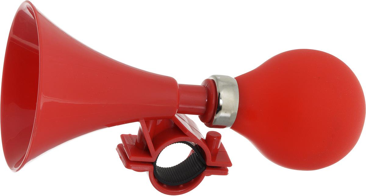 Гудок велосипедный Stern, цвет: красныйCRH-1R.Гудок Stern, изготовленный из высококачественных материалов, выполнен в виде клаксона. Изделие крепится на руль велосипеда и позволяет привлечь внимание в опасных ситуациях. Оригинальный гудок сделает вашу езду безопасной.