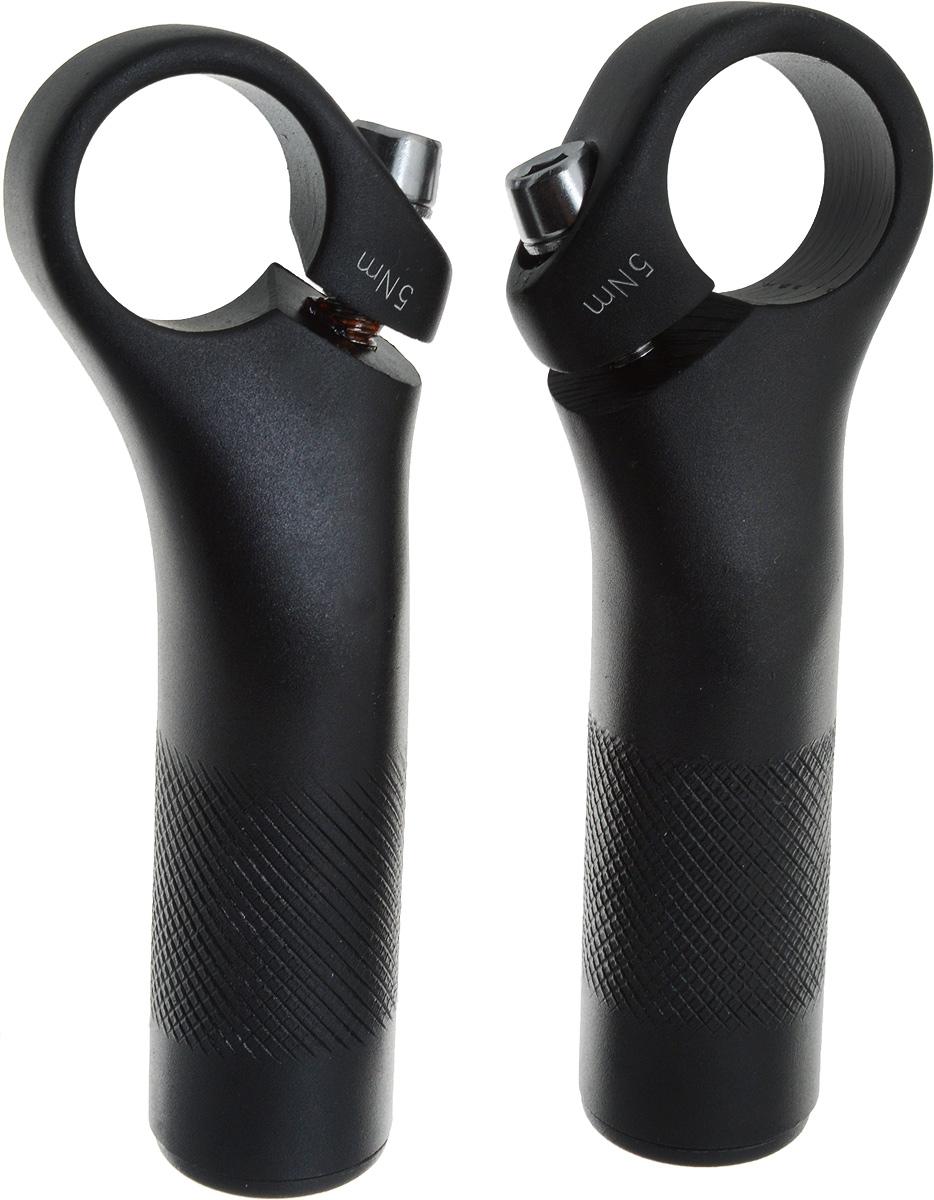 Дополнительная ручка на руль Stern, 2 штCBE-3.Дополнительная ручка Stern выполнена из металла. Она легко крепится на руль (крепления входят в комплект). Такая ручка дает возможность дополнительного обхвата руля, который снижает усталость при длительной езде. Длина ручки: 10,5 см. Диаметр рукоятки: 2,3 см. Комплектация: 2 шт.