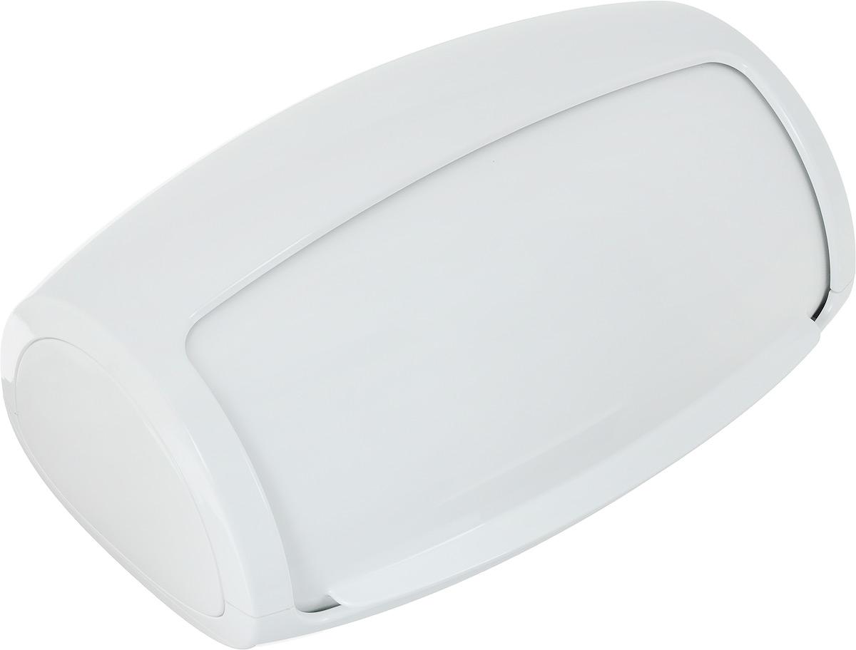 Хлебница Tescoma 4Food, 32 х 22 х 13,5 см896510Хлебница Tescoma 4Food, изготовленная из высококачественного пластика, прекрасно сохранит хлеб свежим, а также украсит вашу кухню. Хлебница не поглощает запахов и не окрашивается. Крышка плотно и легко закрывается. Стильная хлебница прекрасно впишется в интерьер кухни и надолго сохранит ваш хлеб вкусным и свежим.