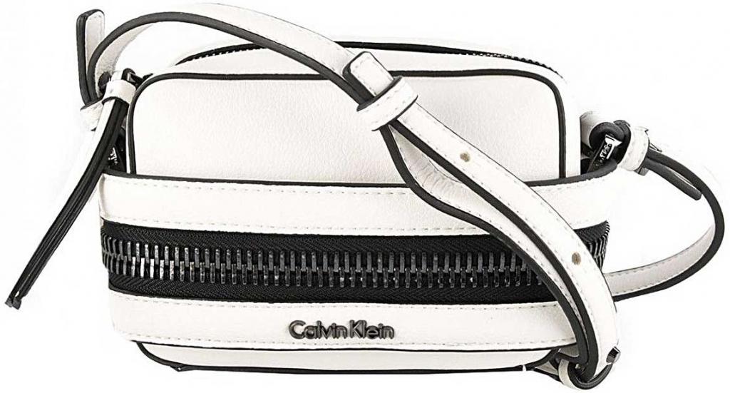 Сумка женская Calvin Klein Jeans, цвет: белый. K60K602456K60K602456_белый