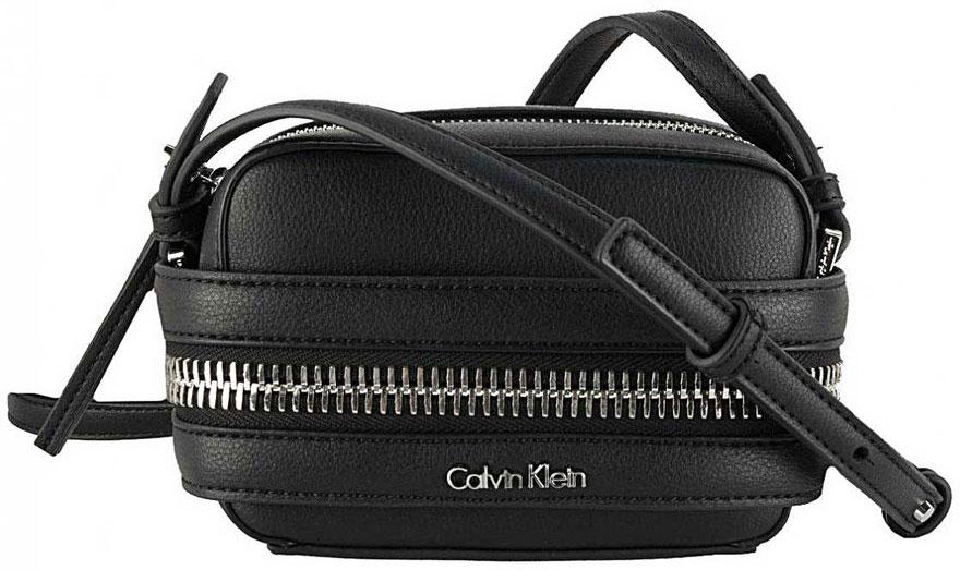 Сумка женская Calvin Klein Jeans, цвет: черный. K60K602456K60K602456_черный