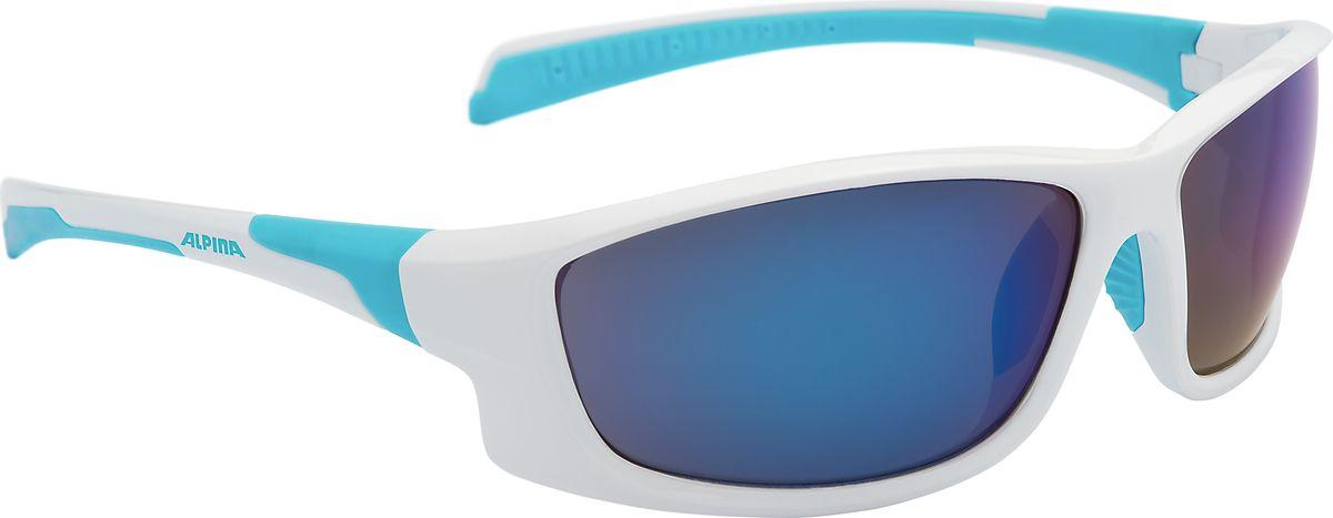 Очки солнцезащитные Alpina Fenno, цвет: белый. 85293108529310Очки с линзами, устойчивыми к разбиванию. Отличное предложение по цене и качеству.