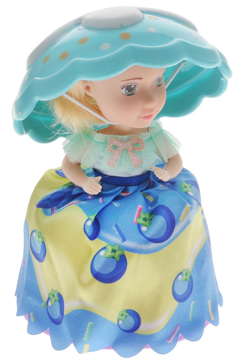 1TOY Мини-кукла Пироженка-Сюрприз цвет фиолетовый голубой