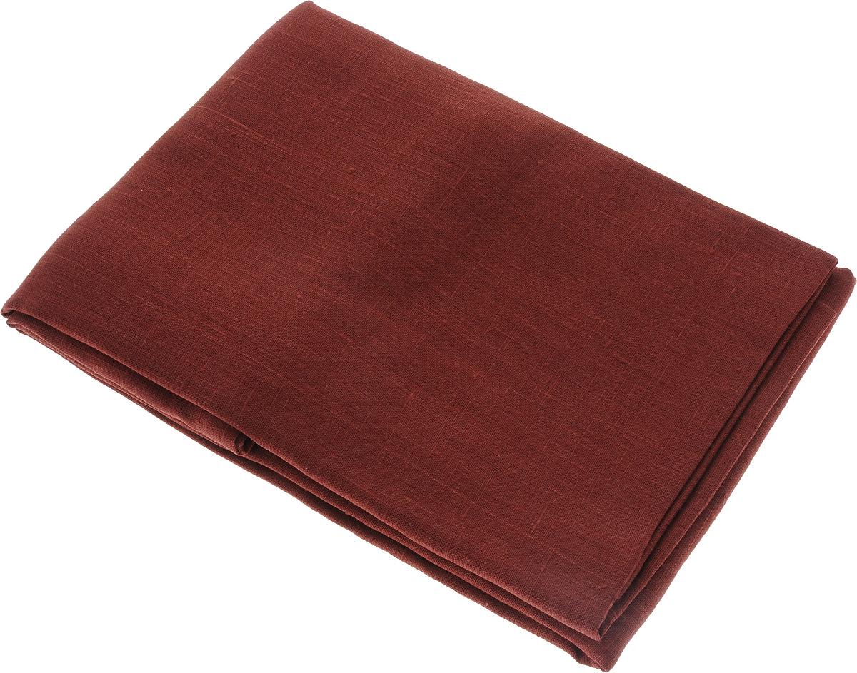 Скатерть Гаврилов-Ямский Лен, прямоугольная, цвет: бордовый, 150 x 250 см10со2065-21_бордовыйСкатерть Гаврилов-Ямский Лен, прямоугольная, цвет: бордовый, 150 x 250 см