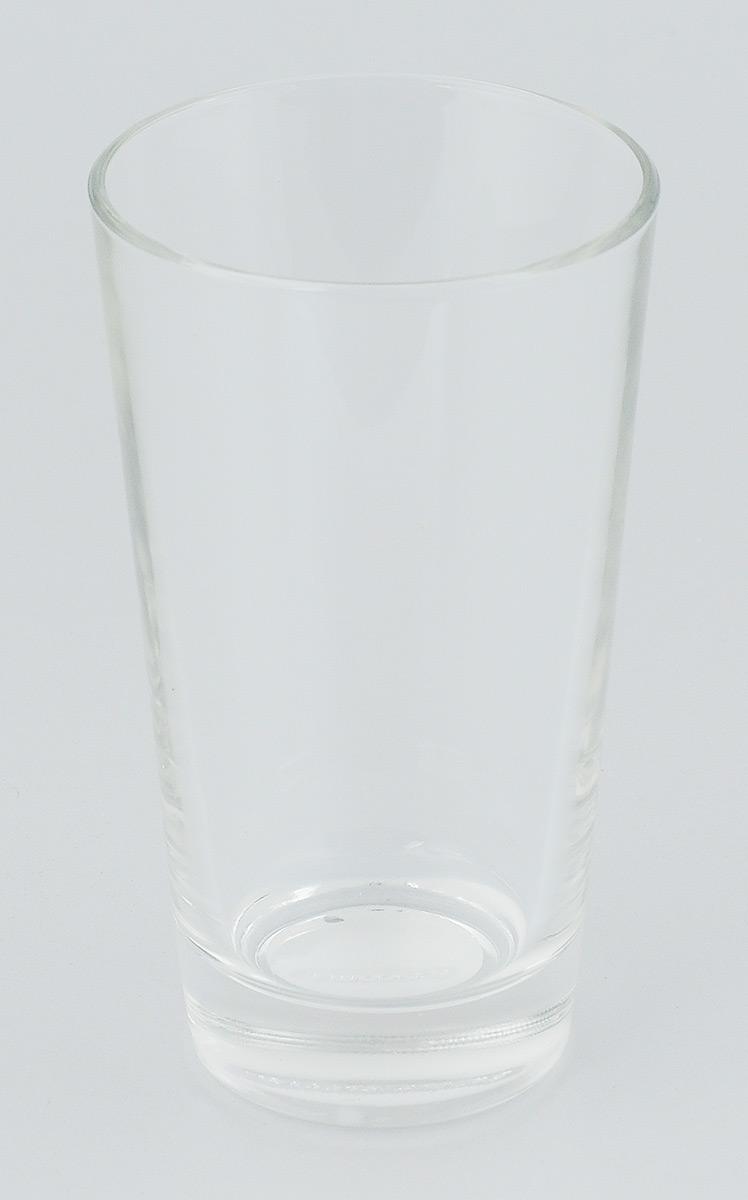 Стакан Tescoma Vera, 350 мл306010Стакан Tescoma Vera изготовлен из прочного прозрачного стекла. Такой стакан прекрасно дополнит сервировку стола и порадует вас практичностью и классическим дизайном. Изделие можно мыть в посудомоечной машине. Диаметр (по верхнему краю): 7,5 см. Высота: 13,5 см.