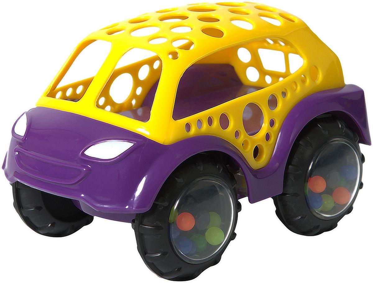 Baby Trend Машинка-неразбивайка цвет желтый, фиолетовый