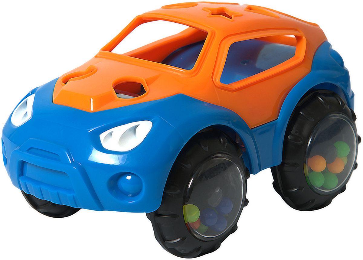 Baby Trend Машинка-неразбивайка цвет оранжевый, синий