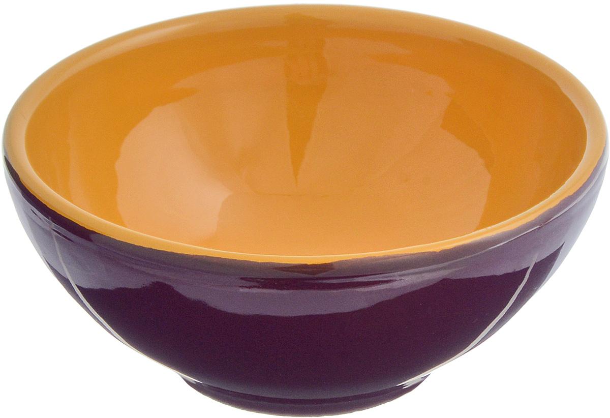 Розетка для варенья Борисовская керамика Радуга, цвет: темно-фиолетовый, светло-коричневый, 200 млРАД00000513_темно-фиолетовый, светло-коричневыйРозетка для варенья Борисовская керамика Радуга изготовлена из высококачественной керамики. Изделие отлично подойдет для подачи на стол меда, варенья, соуса, сметаны и многого другого. Такая розетка украсит ваш праздничный или обеденный стол, а яркое оформление понравится любой хозяйке. Можно использовать в духовке и микроволновой печи. Диаметр (по верхнему краю): 10 см. Высота: 4,5 см. Объем: 200 мл.