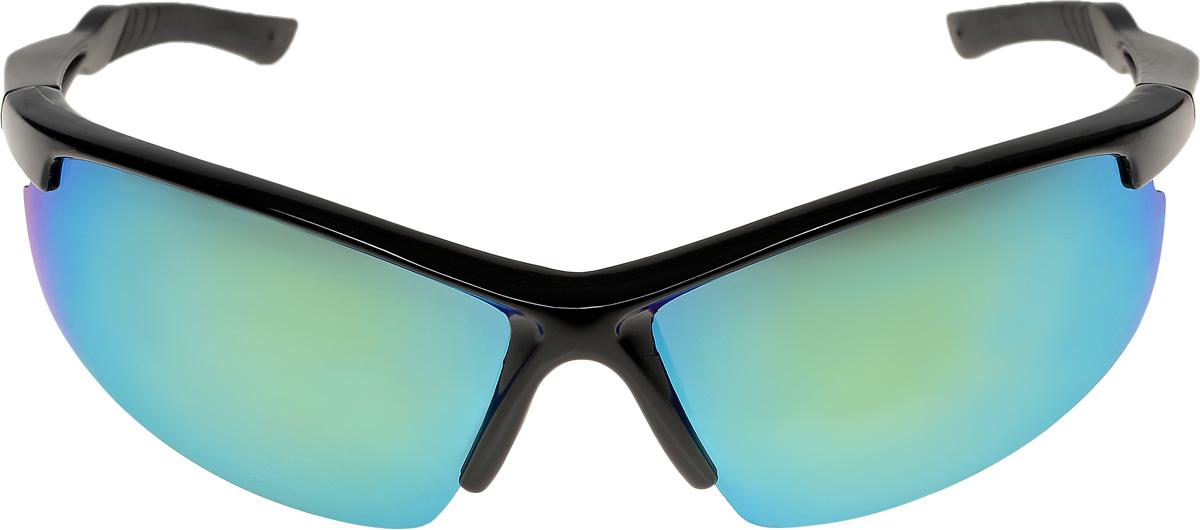 Очки солнцезащитные мужские Vita Pelle, цвет: черный, зеленый. ОС6032/17fОС6032/17fОчки солнцезащитные Vita Pelle это знаменитое итальянское качество и традиционно изысканный дизайн.
