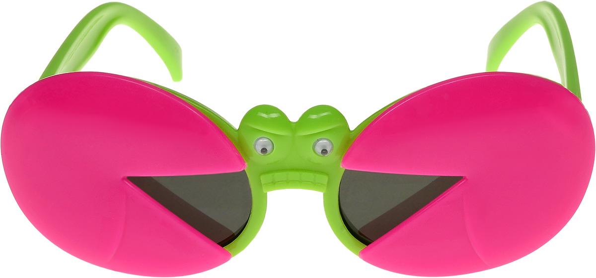 Очки солнцезащитные детские Vittorio Richi, цвет: малиновый, зеленый. ОСкраб/17fОСкраб/17fОчки солнцезащитные Vittorio Richi это знаменитое итальянское качество и традиционно изысканный дизайн.