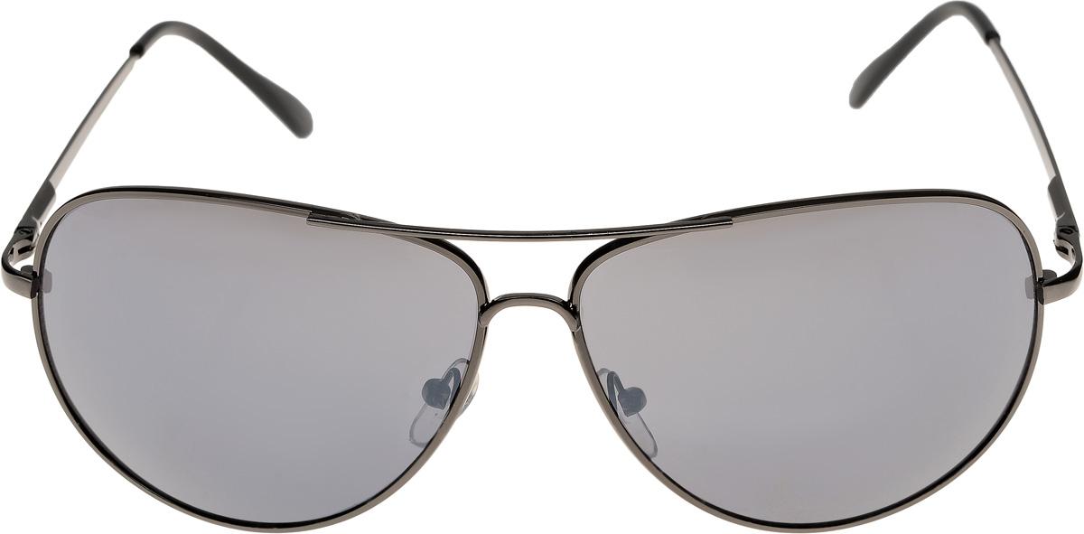 Очки солнцезащитные мужские Vittorio Richi, цвет: черный. ОС6010c6/17fОС6010c6/17fОчки солнцезащитные Vittorio Richi это знаменитое итальянское качество и традиционно изысканный дизайн.