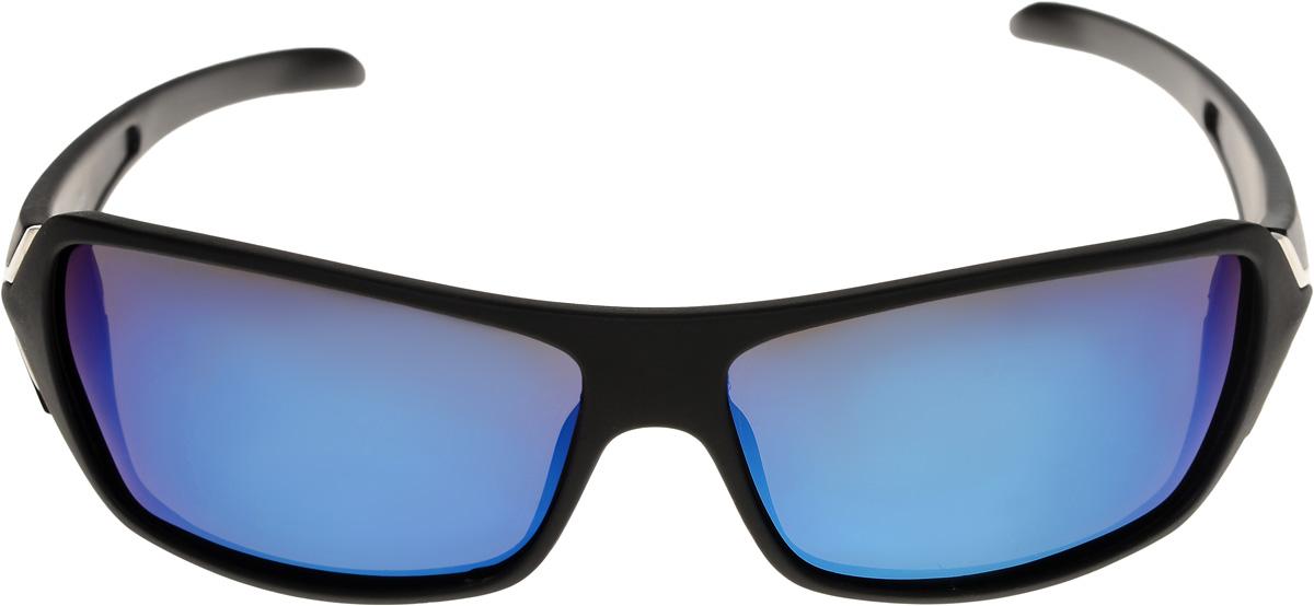 Очки солнцезащитные Vittorio Richi, цвет: синий. ОС14650/17fОС14650/17fОчки солнцезащитные Vittorio Richi это знаменитое итальянское качество и традиционно изысканный дизайн.