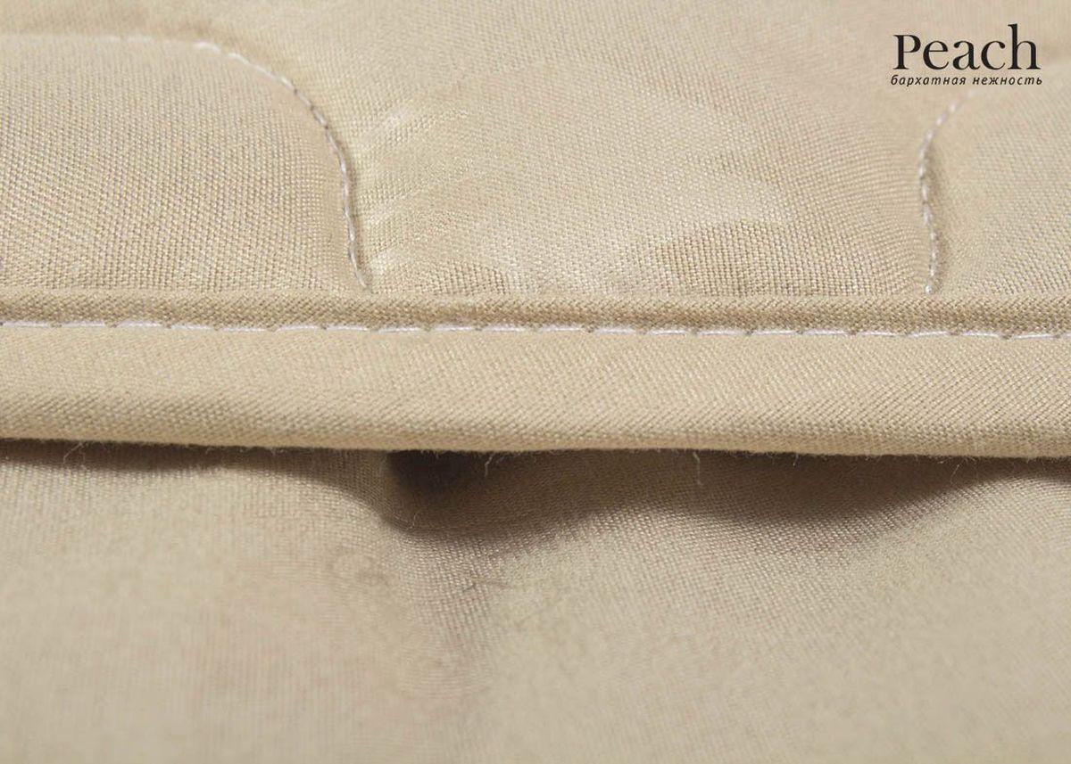 Одеяло Peach, из верблюжьей шерсти, легкое, 140х205 смpch222647Одеяло стеганое легкое полутороспальное Размер: 140х205 см Наполнитель: Верблюжья шерсть Плотность наполнителя: 200 гр/м2 Состав: Верблюжья шерсть, Лебяжий пух Материал чехла: Микрофибра (PeachSOFT) Состав: 100% Полиэстер Отделка: Кант Производитель: Peach Страна производства: Россия Тип Упаковки: Чемодан ПВХ