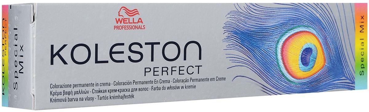 Wella Краска для волос Koleston Perfect, оттенок 0/65, Фиолетово-Махагоновый, 60 мл81276581/00300065/9019096Wella KOLESTON PERFECT 0/65 фиолетово-махагоновый предназначена для того, чтобы волосы обрели новый насыщенный и натуральный цвет, не страдая при этом. Новая разработка немецких ученых позволит сохранить хорошее внешнее состояние волос: блеск, упругость, отсутствие секущихся кончиков. Преимущество краски заключается в том, что она имеет минимальное количество вредных компонентов, а комплекс активных гранул защищает и укрепляет волосы. В составе также имеются липиды, которые придают волосам дополнительного объема без утяжеления. Молекулы и активатор играют не менее важную роль в составе. Они укрепляют корни волос, ведь именно они максимально нуждаются в питании и восстановлении. Краска имеет нежный аромат, который не вызывает аллергических реакций. Она хорошо подходит всем видам волос. Текстуру смешивают с эмульсией для достижения лучшего результата.