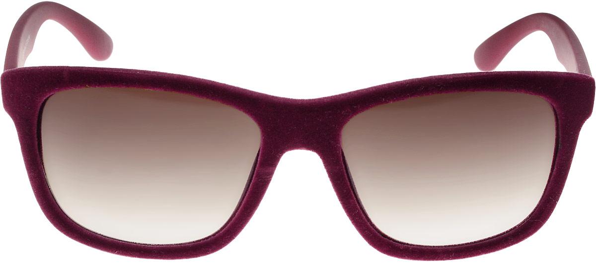 Очки солнцезащитные женские Vittorio Richi, цвет: красный. ОС9051W07-694/17fОС9051W07-694/17fОчки солнцезащитные Vittorio Richi это знаменитое итальянское качество и традиционно изысканный дизайн.