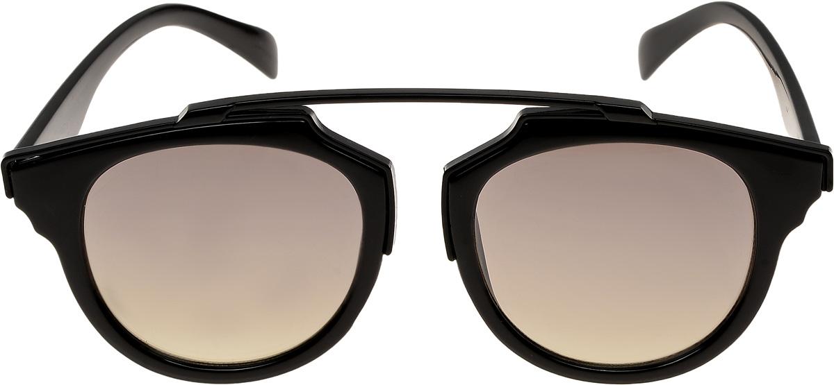 Очки солнцезащитные женские Vittorio Richi, цвет: черный. ОС9251с8/17fОС9251с8/17fОчки солнцезащитные Vittorio Richi это знаменитое итальянское качество и традиционно изысканный дизайн.
