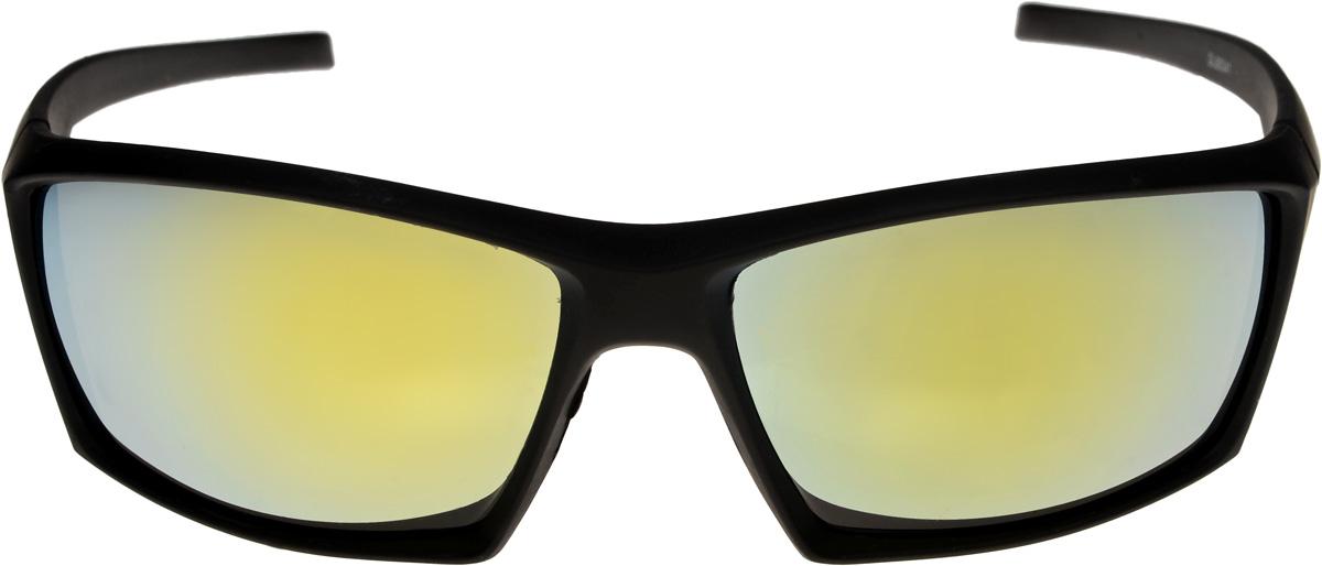 Очки солнцезащитные мужские Vittorio Richi, цвет: черный, зеленый. ОС80041-6/17fОС80041-6/17fОчки солнцезащитные Vittorio Richi это знаменитое итальянское качество и традиционно изысканный дизайн.