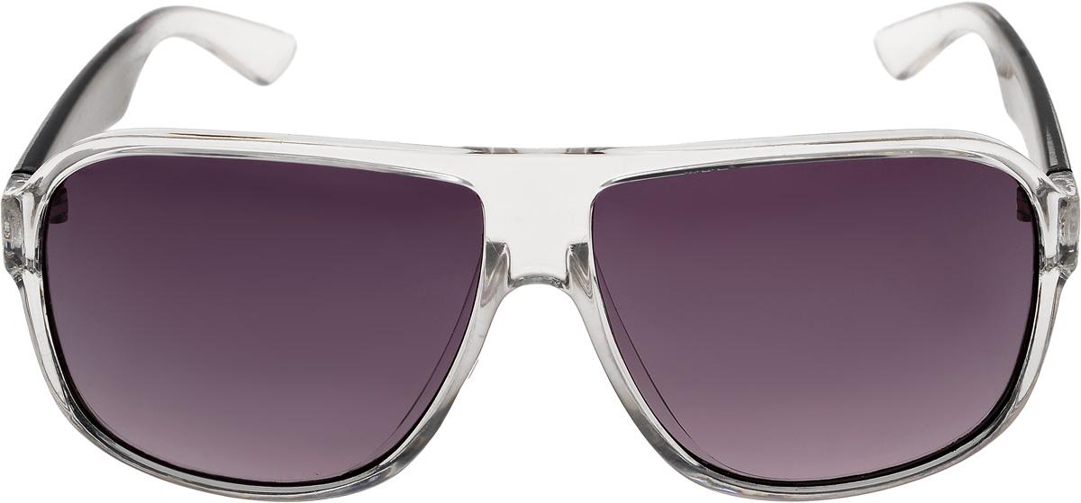 Очки солнцезащитные мужские Vittorio Richi, цвет: белый, черный. ОС80095-8/17fОС80095-8/17fОчки солнцезащитные Vittorio Richi это знаменитое итальянское качество и традиционно изысканный дизайн.
