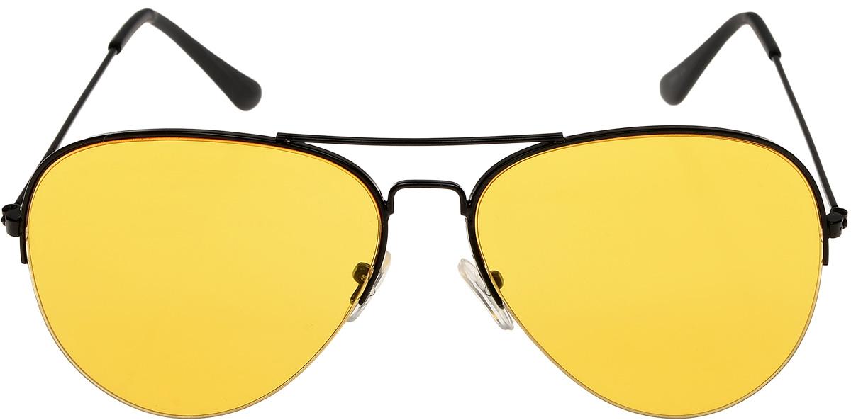Очки солнцезащитные мужские Vittorio Richi, цвет: желтый. ОС7001c4/17fОС7001c4/17fОчки солнцезащитные Vittorio Richi это знаменитое итальянское качество и традиционно изысканный дизайн.