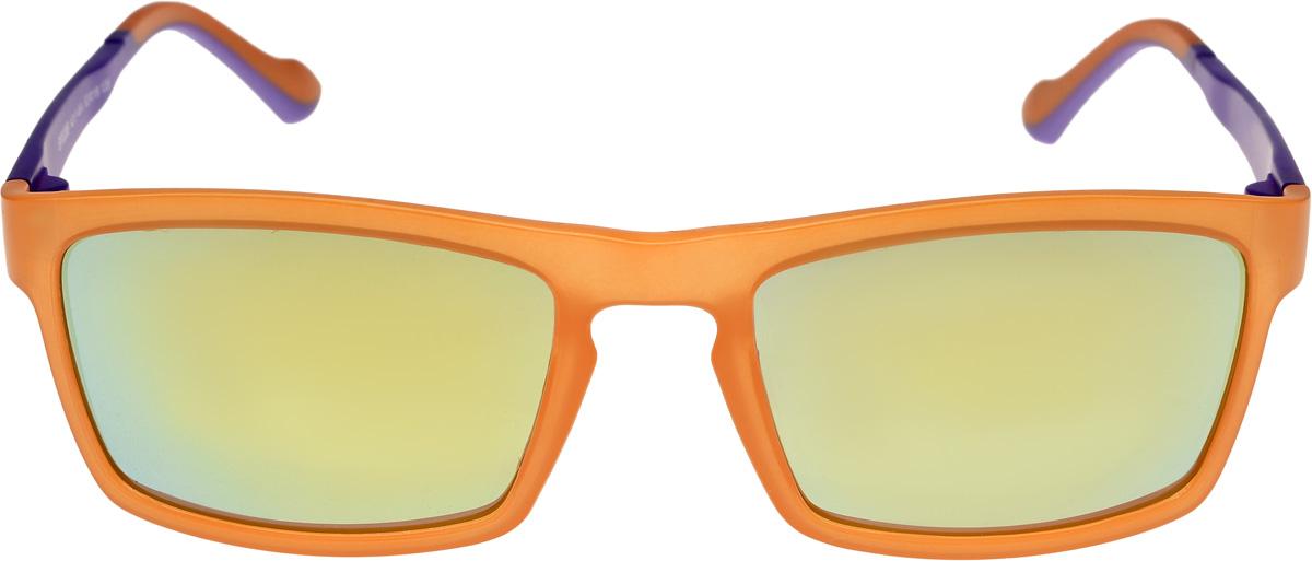 Очки солнцезащитные мужские Vittorio Richi, цвет: оранжевый, фиолетовый. ОС528c217-464/17fОС528c217-464/17fОчки солнцезащитные Vittorio Richi это знаменитое итальянское качество и традиционно изысканный дизайн.