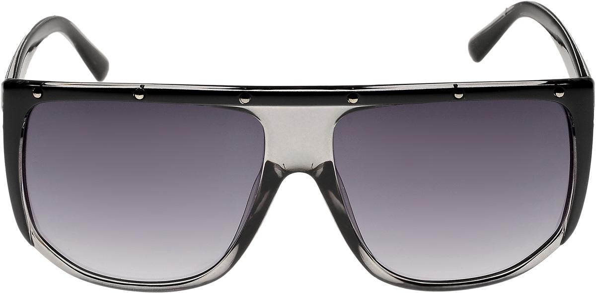 Очки солнцезащитные мужские Vittorio Richi, цвет: черный. ОС4128c404-637-2/17fОС4128c404-637-2/17fОчки солнцезащитные Vittorio Richi это знаменитое итальянское качество и традиционно изысканный дизайн.