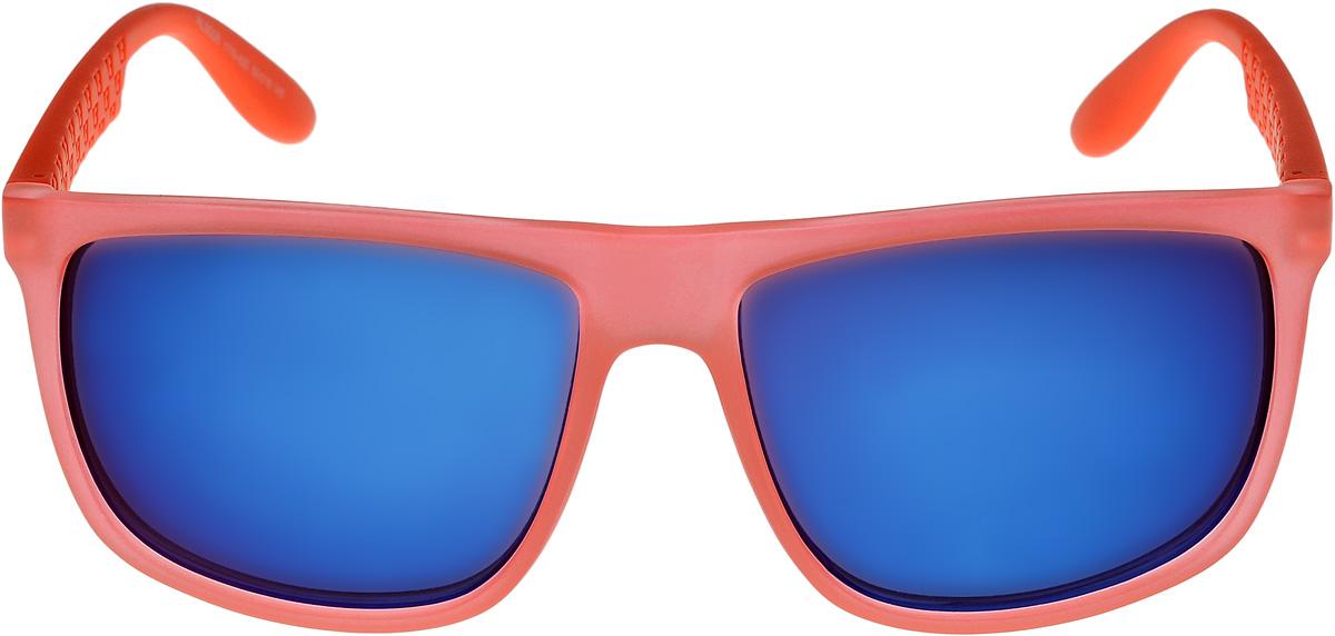 Очки солнцезащитные женские Vittorio Richi, цвет: розовый, синий. ОС9008c1779-635/17fОС9008c1779-635/17fОчки солнцезащитные Vittorio Richi это знаменитое итальянское качество и традиционно изысканный дизайн.