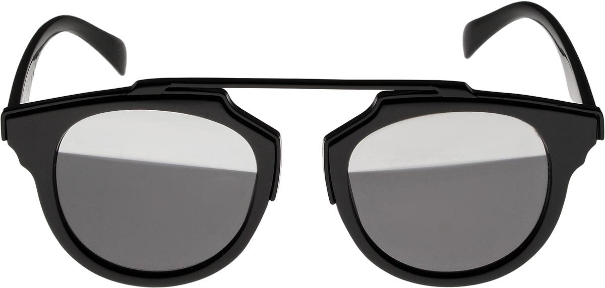 Очки солнцезащитные женские Vittorio Richi, цвет: черный. ОС9251с2/17fОС9251с2/17fОчки солнцезащитные Vittorio Richi это знаменитое итальянское качество и традиционно изысканный дизайн.