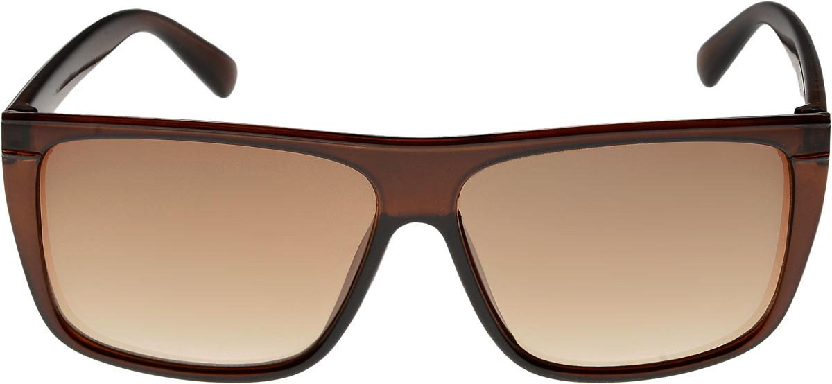 Очки солнцезащитные Vittorio Richi, цвет: коричневый. ОС1306c2/17fОС1306c2/17fОчки солнцезащитные Vittorio Richi это знаменитое итальянское качество и традиционно изысканный дизайн.