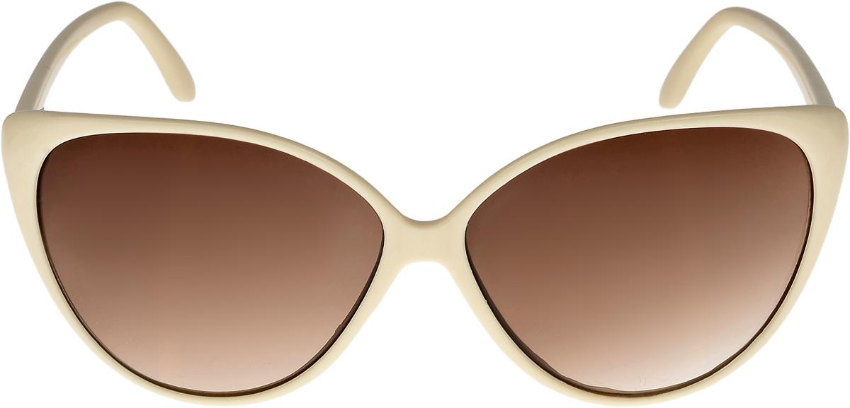 Очки солнцезащитные женские Vittorio Richi, цвет: бежевый. ОСкиски/17fОСкиски/17fОчки солнцезащитные Vittorio Richi это знаменитое итальянское качество и традиционно изысканный дизайн.