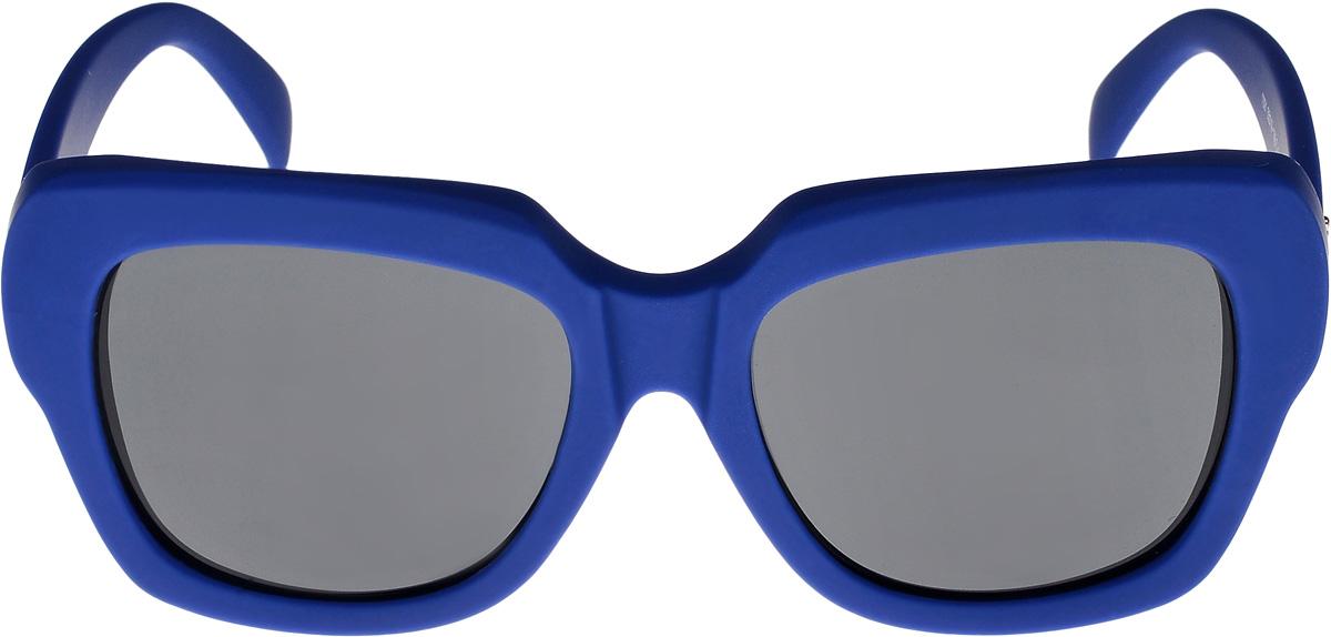 Очки солнцезащитные женские Vita Pelle, цвет: синий. ОС1091с6/17fОС1091с6/17fОчки солнцезащитные Vita Pelle это знаменитое итальянское качество и традиционно изысканный дизайн.