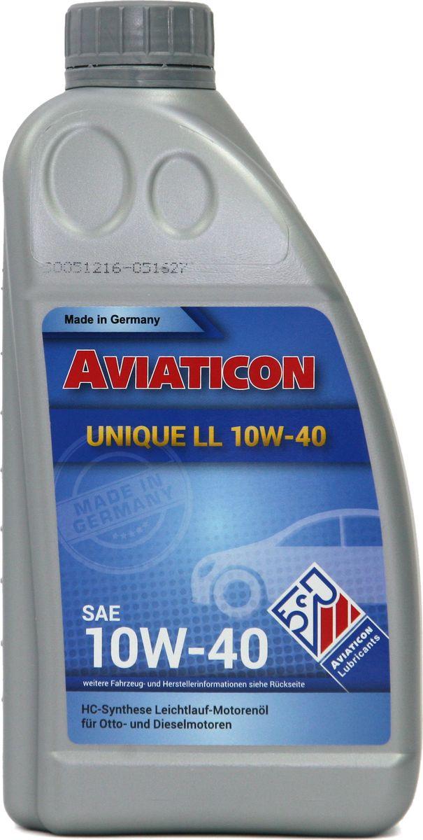 Масло моторное Finke Aviaticon Unique LL 10W-40, 1 л1 лПолусинтетическое масло высшего класса для бензиновых и дизельных двигателей.