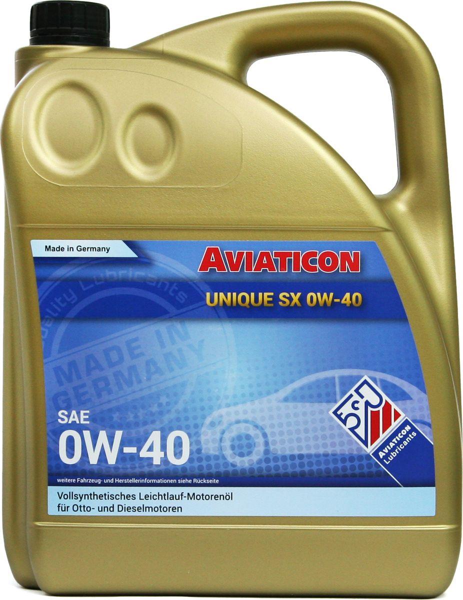 Масло моторное Finke Aviaticon Unique SX 0W-40, 5 л5 лПолностью синтетическое масло высшего класса для бензиновых и дизельных двигателей при эксплуатации в экстремальных условиях.