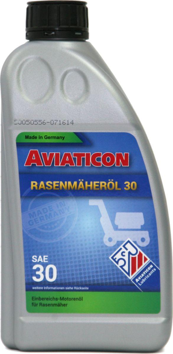 Сезонное моторное масло для газонокосилок Finke Aviaticon Rasenmaherol SAE 30, 1 л50051586Высококачественное масло для 4-тактных двигателей газонокосилок.