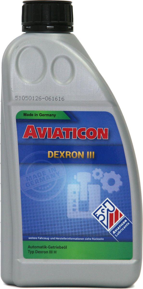 Трансмиссионное масло Finke для АКПП Aviaticon Dexron III, 1 л1 лсинтетическая Жидкость для автоматической трансмиссии типа Dexron III