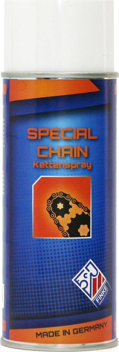 Смазка Finke Aviaticon Special-Chain, 400 мл72065087Распыляемая смазка для цепей.