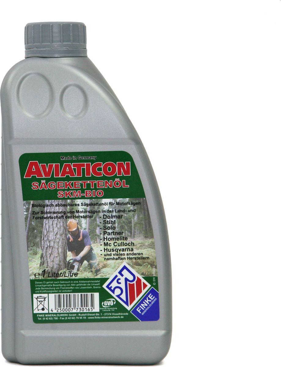 Масло цепное Finke Aviaticon SKM BIO, 1 л73060196Быстро биоразлагаемое масло с очень хорошей защитой от износа и природных воздействий для мотопил.