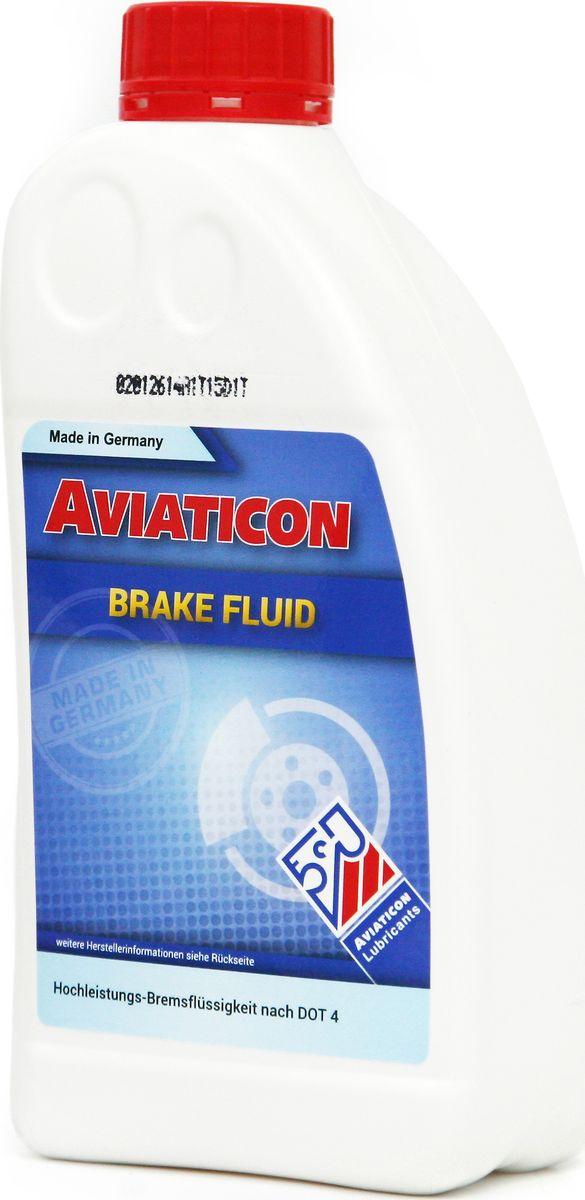 Тормозная жидкость Finke Aviaticon Brake-Fluid, 1 л73065286AVIATICON Brake Fluid это специальная жидкость для гидравлических тормозов и сцепления систем легковых автомобилей, грузовых автомобилей, мотоциклов, сельскохозяйственной техники, строительной техники и т.д. AVIATICON Brake Fluid основана на полигликоле. Содержит гликоли в качестве смазочных материалов, ингибиторов коррозии и эффективных антиоксидантов.