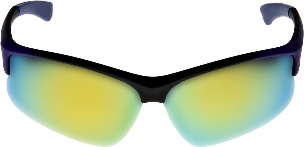 Очки солнцезащитные мужские Vita Pelle, цвет: черный, синий. ОС6016/17fОС6016/17fОчки солнцезащитные Vita Pelle это знаменитое итальянское качество и традиционно изысканный дизайн.